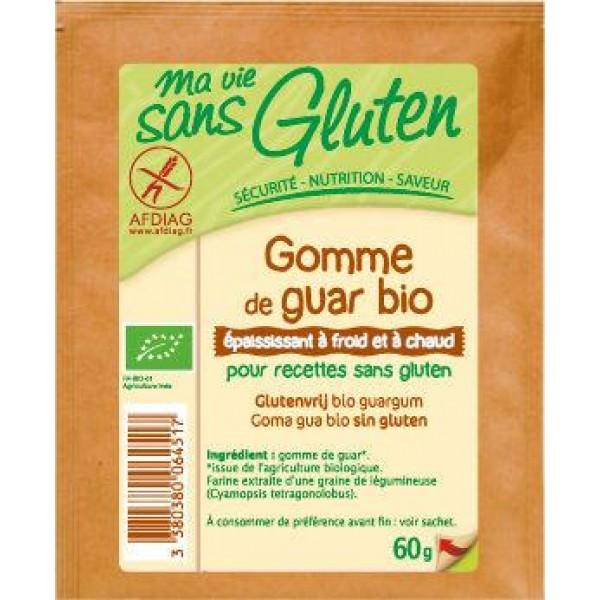 Quargum bio - glutenvrij