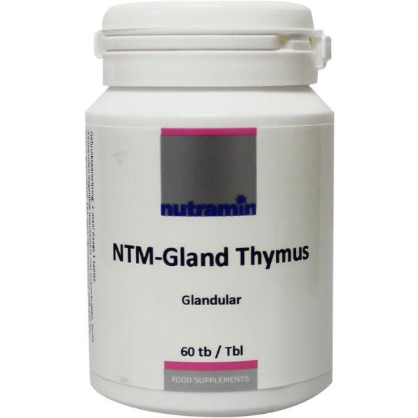 NTM Gland thymus