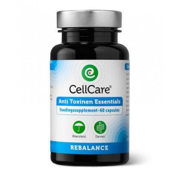 Anti toxinen essentials Cellcare 60vc