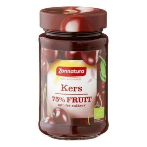 Fruitspread kers 75%