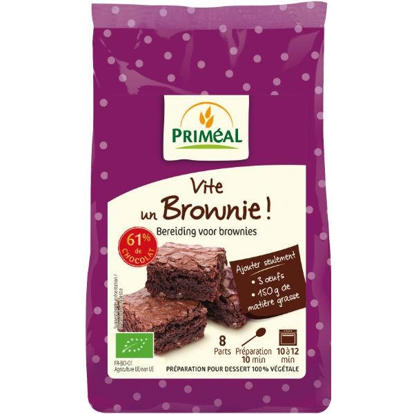 Quick brownie