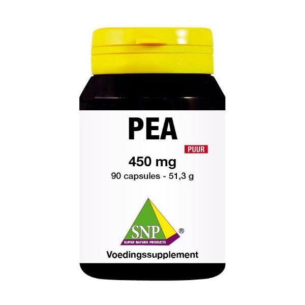 Pea puur 450 mg