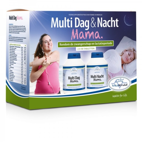 Multi Dag & Nacht Mama 2x90