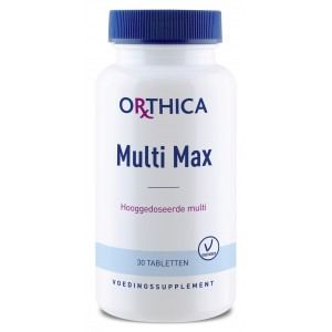 Multi Max Orthica 30tab