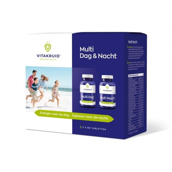 Vitakruid Multi Dag&Nacht 2x90