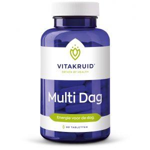 Multi Dag Vitakruid 90tab