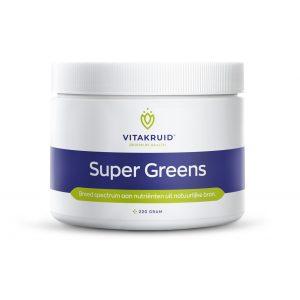 Super greens Vitakruid 220g