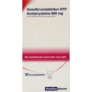 Acetylcysteine 600 mg HTP Healthypharm 30brt
