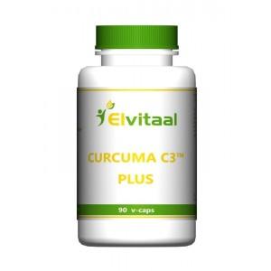 Curcuma C3 plus Elvitaal 90cap
