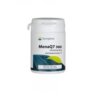 MenaQ7-360 vitamine K2 360 mcg Springfield