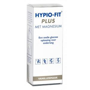 Plus magnesium vanille Hypio-Fit 12sach