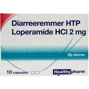 Loperamide 2mg diarreeremmer
