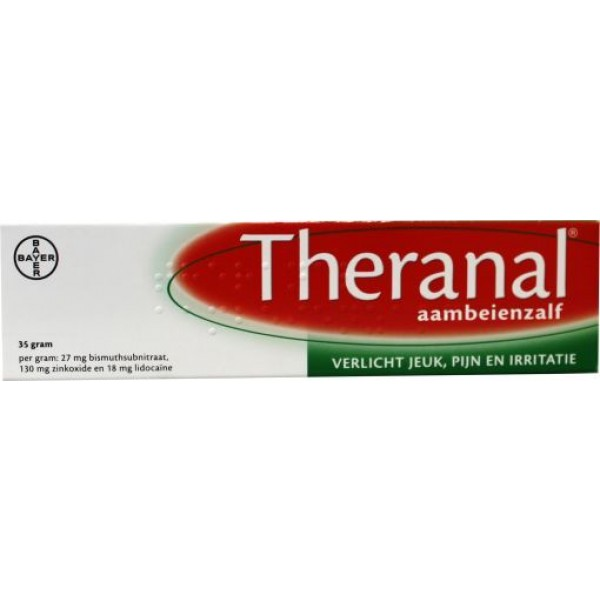 Aambeienzalf Theranal