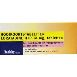 Loratadine hooikoorts tablet Healthypharm