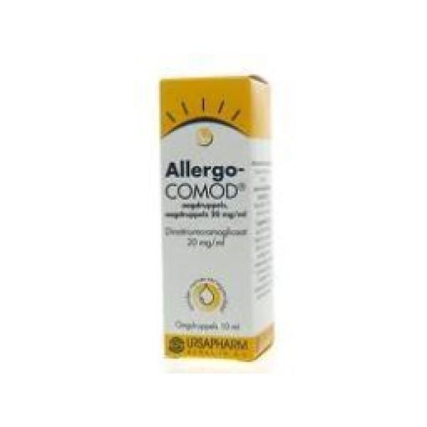 Allergocrom comod oogdruppels
