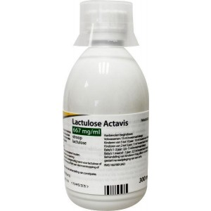 Lactulosestroop 667 mg