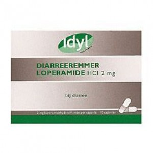 Diarree remmer