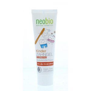 Tandpasta kinderen Neobio