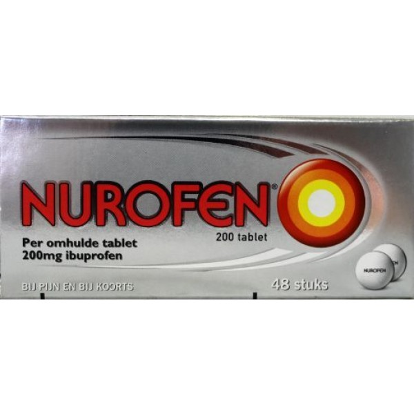 Nurofen 200mg blister
