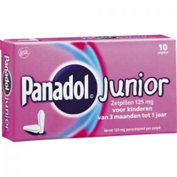 Panadol junior 125mg