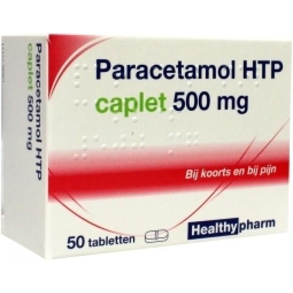 Paracetamol caplet 500