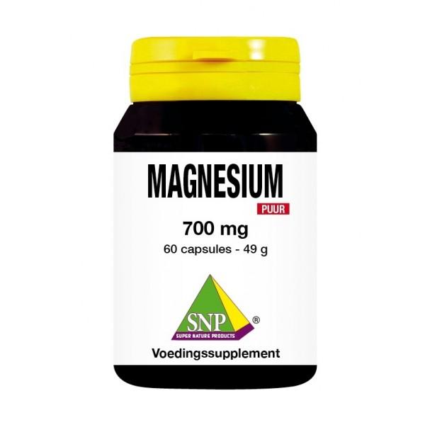 magnesium 700mg puur SNP
