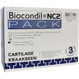 Duopack Biocondil tabletten + NC2