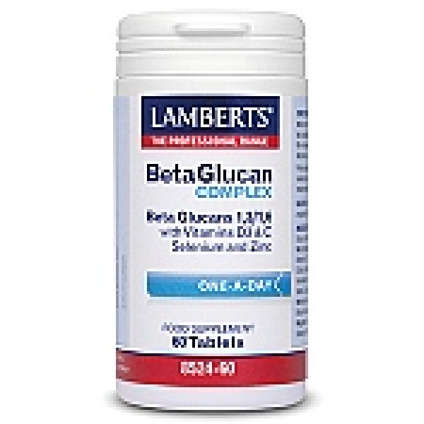 Beta glucaan complex Lamberts