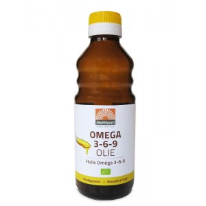 Omega 3-6-9 olie bio