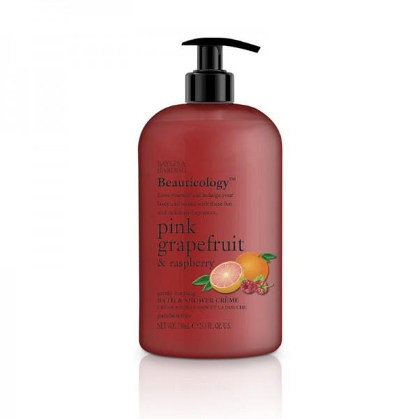 Beauticology bath & shower creme grapefruit