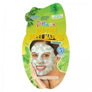 7th Heaven face mask tea tree sheet