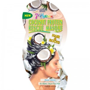 7th Heaven hair rescue mask coconut protein