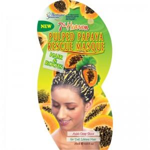 7th Heaven hair rescue mask pulped papaya