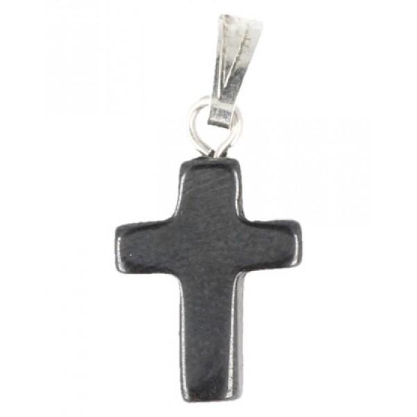 Kruis hanger 14 mm hematiet