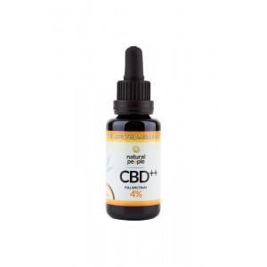 CBD olie 4% Natural People 30ml