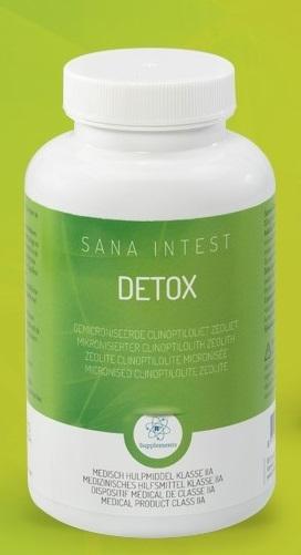 Detox Sana Intest 144cap