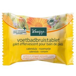 Voetbasbruistablet single use