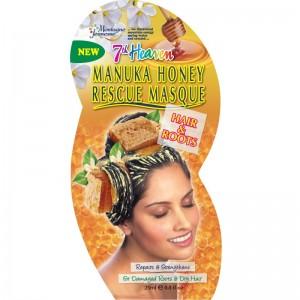 7th Heaven haarmasker rescue manuka honey