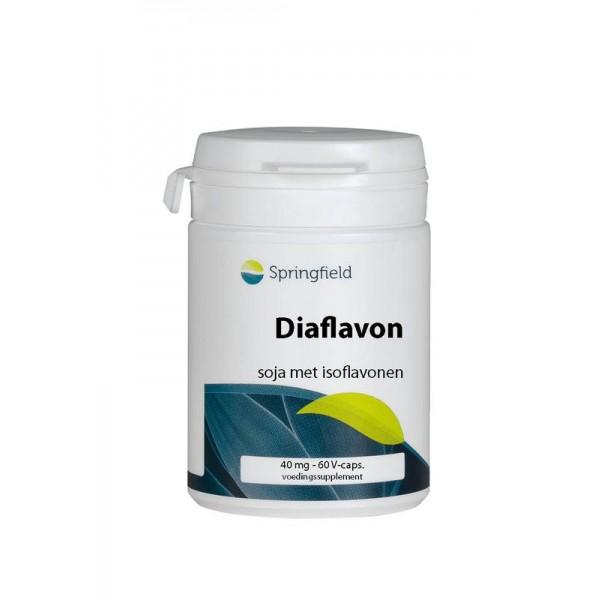 Diaflvon soja isoflavon 40 mg