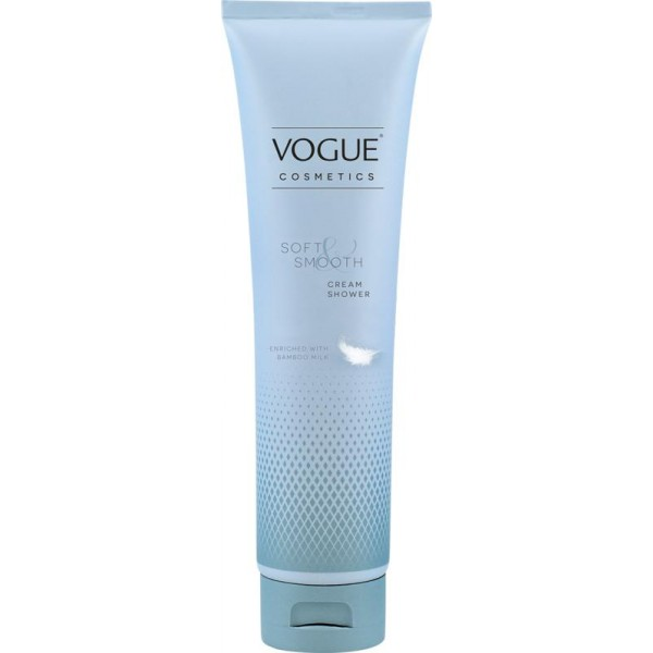 Cream shower soft & smooth