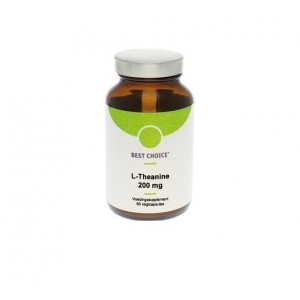 L Theanine 200 mg Best Choice