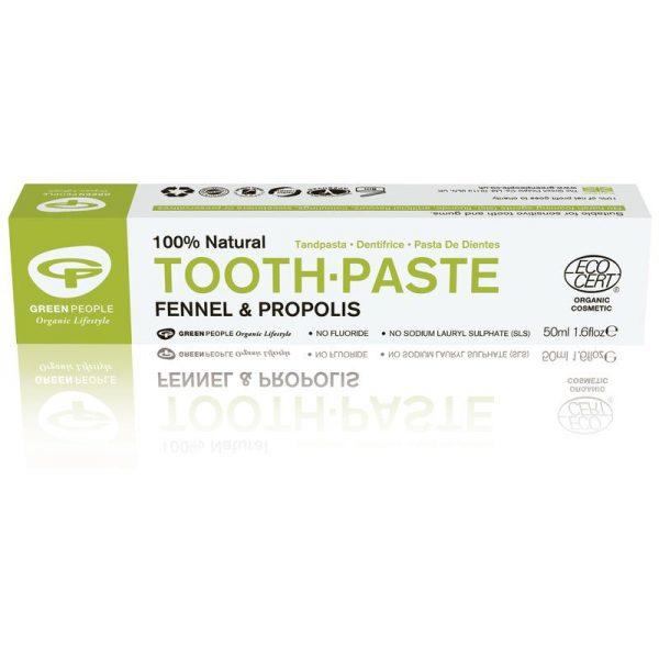 tandpasta fennel & propolis Green People