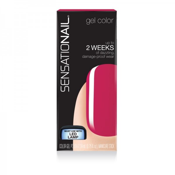 Color gel fuchsia