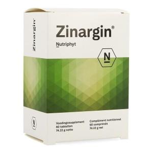 zinargin siroop Nutriphyt Nutriphyt 200ml