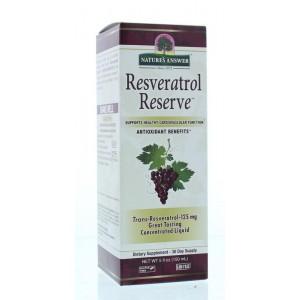 Resveratrol reserve complex Natures Answer