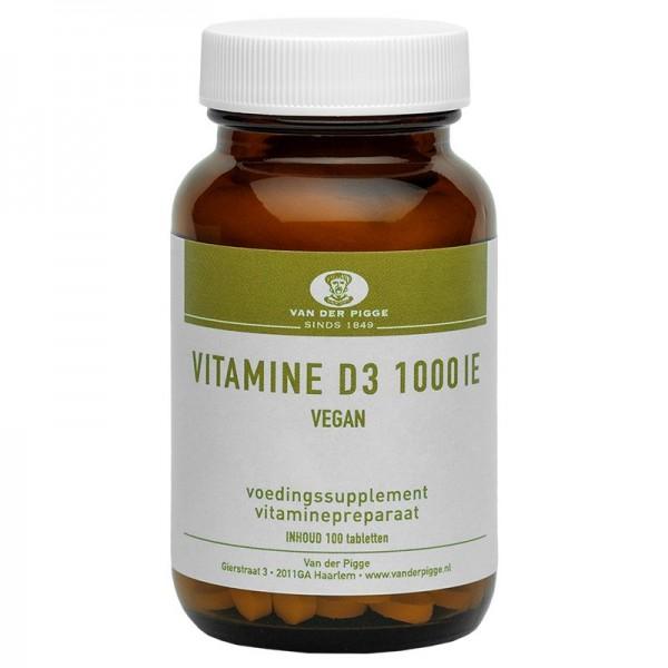 Vitamine D 1000IE vegan