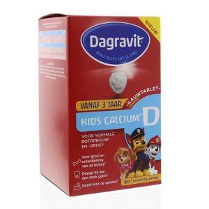 Kids calcium & vitamine D Dagravit