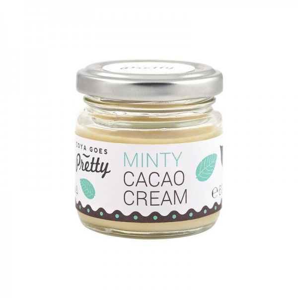 Minty cacao cream