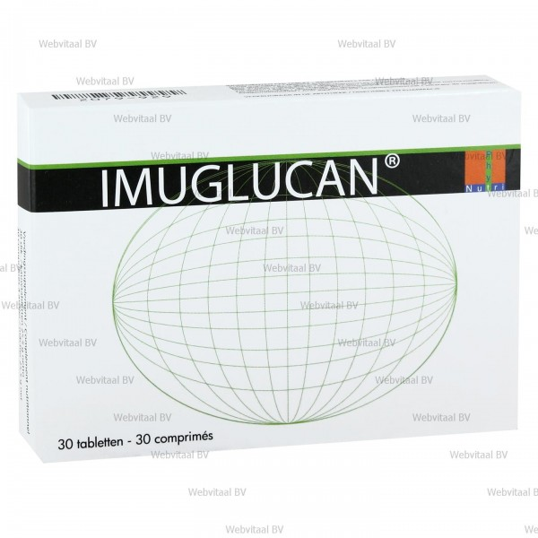 Imuglucan Nutriphyt 30ca