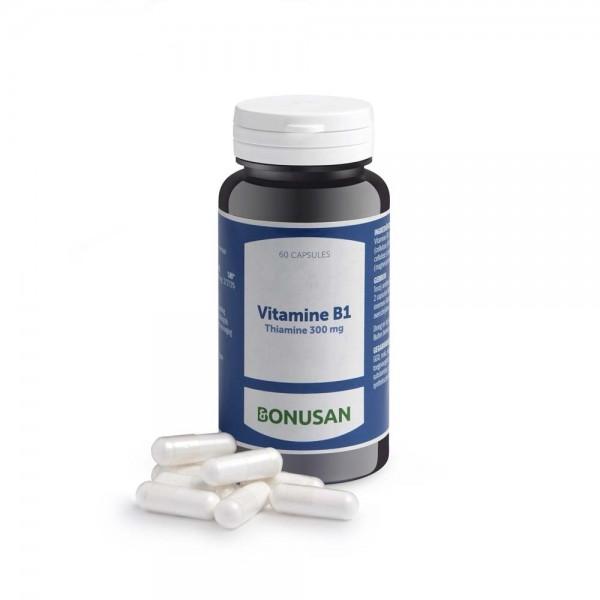 Bonusan Vitamine B1 thiamine 300mg 60ca